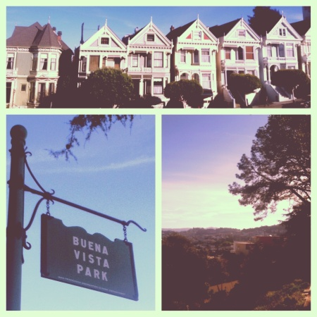 My very San Francisco day in a nutshell