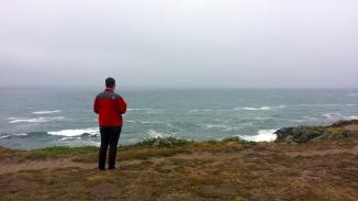 Pacific ocean musing